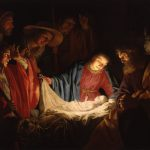 12-19-Gerard_van_Honthorst_-_Adoration_of_the_Shepherds_(1622)