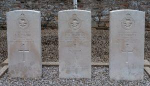 three-tombstones