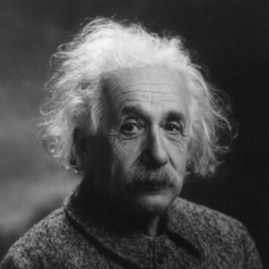 """Einstein: """"Science without religion is lame."""""""